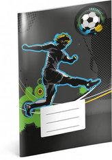 Sešit - Fotbal, nelinkovaný, 40 listů, A4