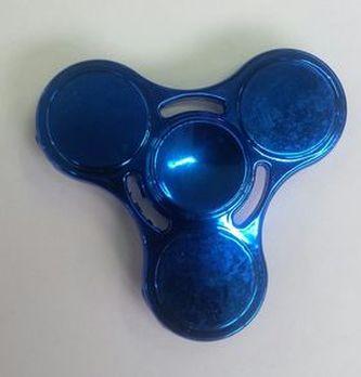 Extreme Spinner metalická modrá