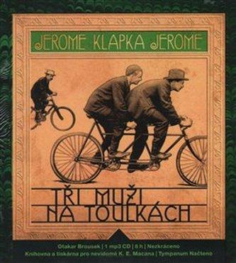 Tři muži na toulkách - Jerome Jerome Klapka