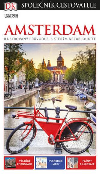 Amsterdam - Společník cestovatele - Pascoe, Robin