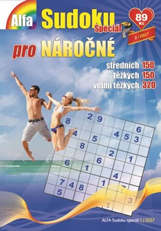 Sudoku speciál pro náročné 1/2017