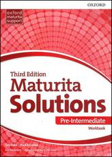 Maturita Solutions 3rd Edition Pre-Intermediate Workbook CZ