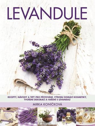 df621a11c Levandule - Recepty, návody a tipy pro pěstování, výrobu domácí kosmetiky,  tvoření dekorací a vaření s levandulí