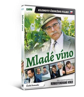 Mladé víno - DVD