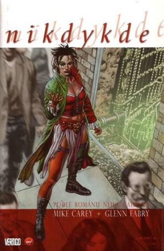 Nikdykde - comics - Neil Gaiman