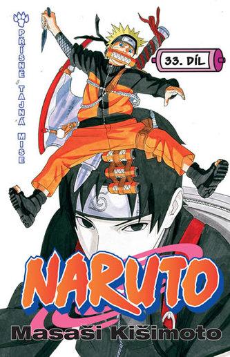 Naruto 33 - Přísně tajná mise - Kišimoto Masaši