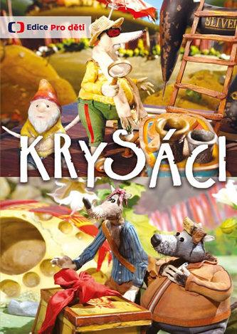 Krysáci - DVD - Cyril Podolský; Ivan Mraček