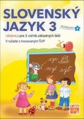 Slovenský jazyk 3-Učebnica pre 3. ročník ZŠ