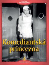 Komediantská princezna - DVD (digipack)