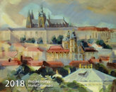 Kalendáře 2018 - Pražské motivy