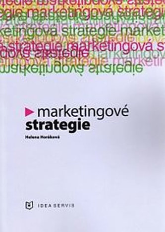 Marketingové strategie - Horáková Helena