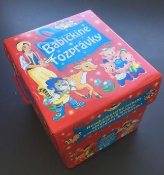 Babičkine rozprávky v krabičke - autor neuvedený