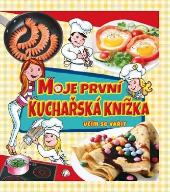 Moje první kuchařská knižka