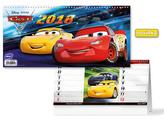 DISNEY Cars 2018 - stolní kalendář
