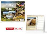 Toulky naší krajinou mini 2018 - stolní kalendář