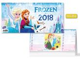 DISNEY Frozen 2018 - stolní kalendář