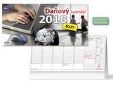 Daňový MAXI 2018 - stolní kalendář