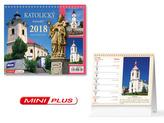 Katolický mini 2018 - stolní kalendář