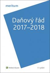 Daňový řád 2017-2018
