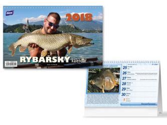 Rybářský 2018 - stolní kalendář