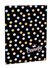 Školní desky na abecedu - Candy