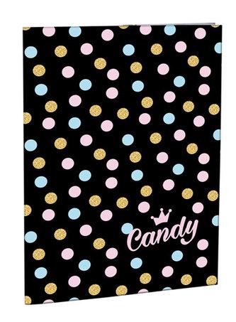 Školní desky na abecedu - Candy - neuveden