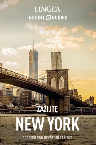 LINGEA CZ - New York - Zažijte - autor neuvedený