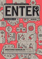 ENTER+ (Kreatívny manuál pre súčasné rómske umenie)