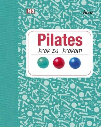 Pilates krok za krokom - autor neuvedený
