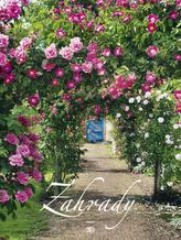 Zahrady 2018 - nástěnný kalendář