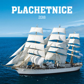 Plachetnice 2018 - nástěnný kalendář