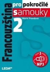 Francouzština pro pokročilé samouky 2.díl+1MP3