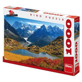Savojské Alpy - puzzle 1000 dílků - neuveden