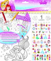 Stolní kalendář Princezny