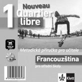 Quartier libre Nouveau 1 - metodická příručka na CD