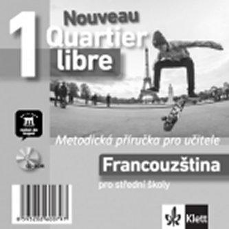 Quartier libre Nouveau 1 - metodická příručka na CD - neuveden