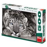 Modrooký tygr - puzzle 500 dílků