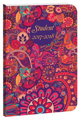 Školní diář student 2017/2018 - Orient - neuveden