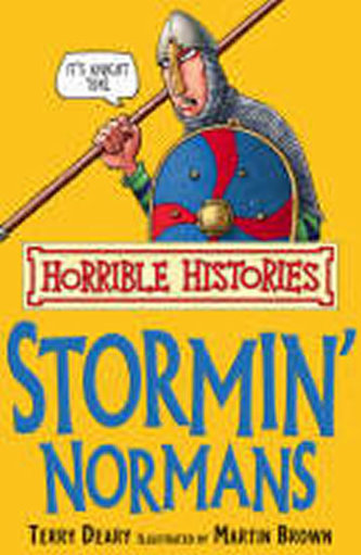 The Stormin´ Normans - Terry Deary