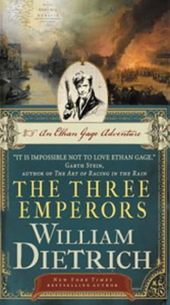 The Three Emperors - William Dietrich