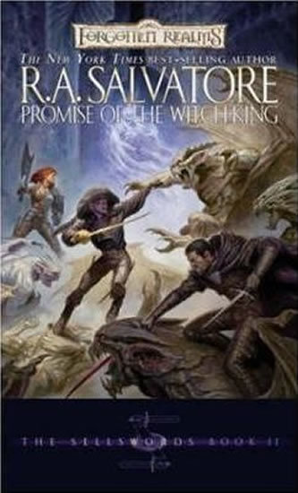 Promise of the Witch-King - R. A. Salvatore