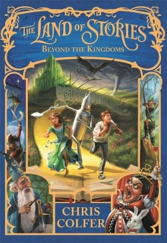 Beyond the King - The Land of Stories - Chris Colfer