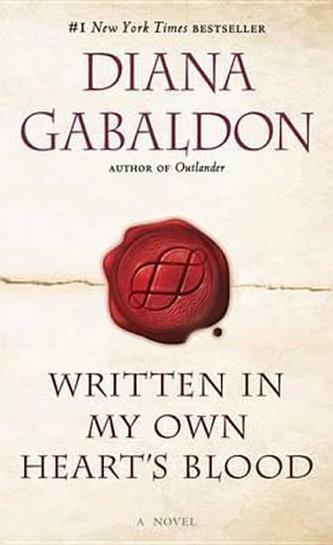Written in My Own Heart´s Blood - Diana Gabaldon