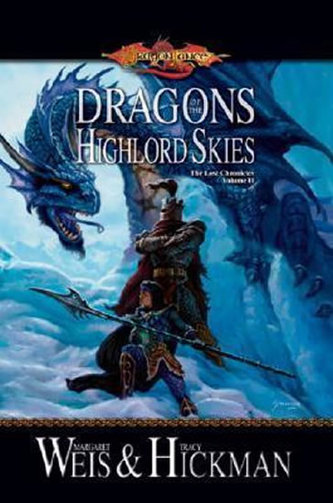 Dragons of the Highlord Skies - Margaret Weis
