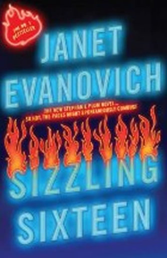 Sizzling Sixteen - Janet Evanovich