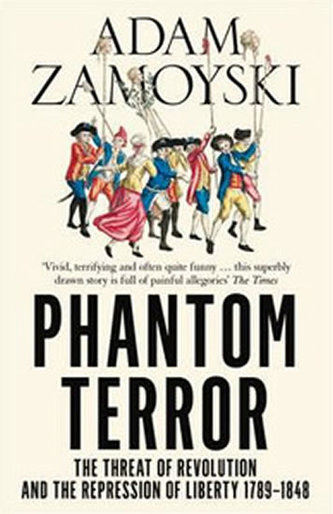 The Phantom Terror - Zamoyski Adam