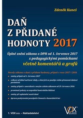 Daň z přidané hodnoty 2017 - Hana Straková; Zdeněk Kuneš