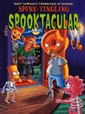 Bart Simpson´s: Spine-Tingling Spooktacular - Matt Groening