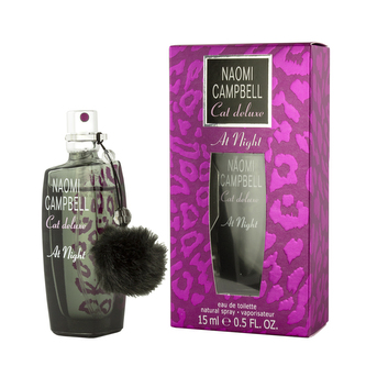 Naomi Campbell Cat Deluxe At Night EDT 15 ml W