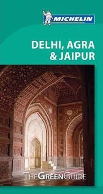 The Green Guides New Delhi - neuveden